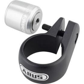 ABUS NutFix M5 SPC 31,8 Tige de selle antivol, silver